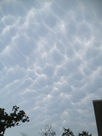 Mammatus from July 1, 2012