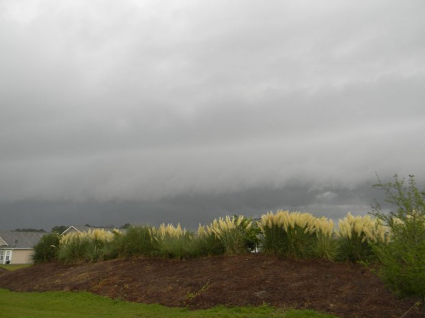 Another image of the shelf cloud